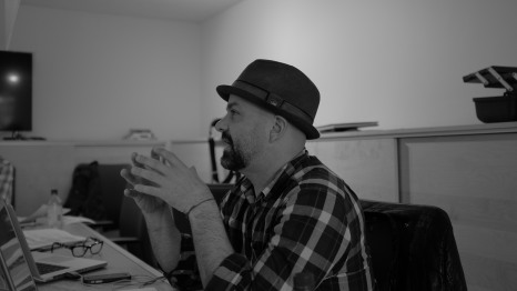 Pedro Romero........brazilian production designer living in Vancouver