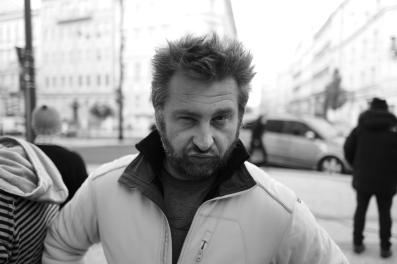 Marek, hair stylist